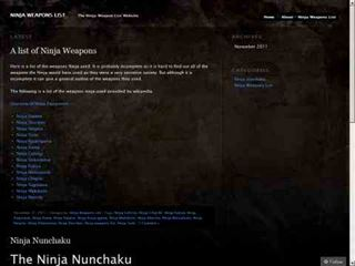 ninjaweaponslist.wordpress.com